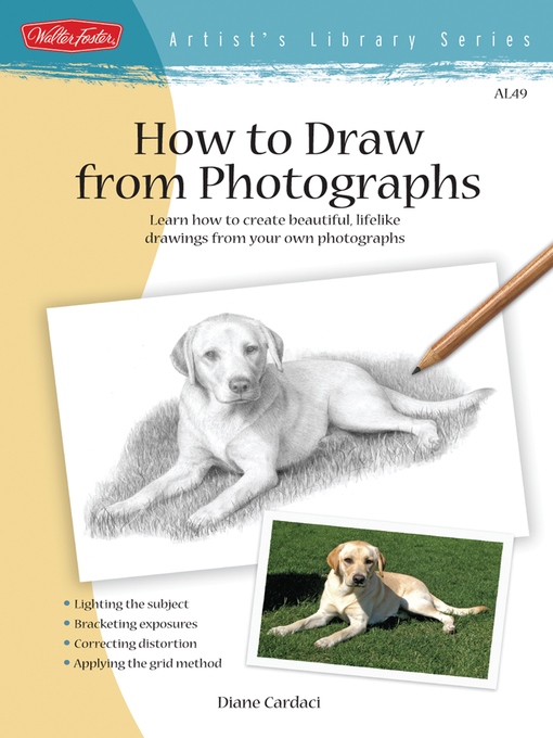 "How to Draw from Photographs (eBook): Learn How to Make Your Drawings ""Picture Perfect"""